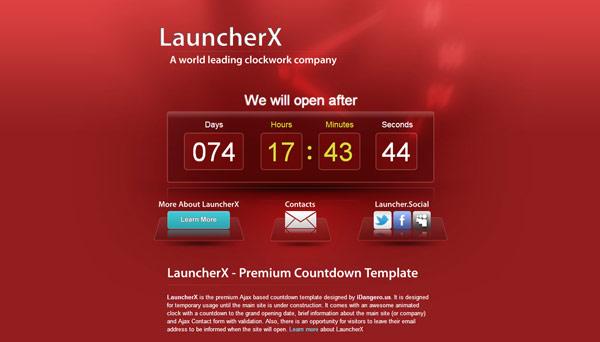Launcher X