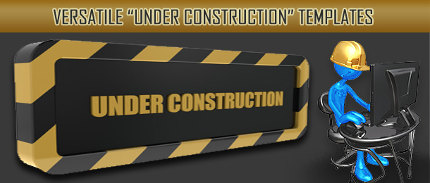 20 Versatile Premium Under Construction Templates