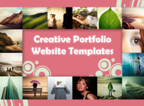 15+ Creative Premium Portfolio Website Templates