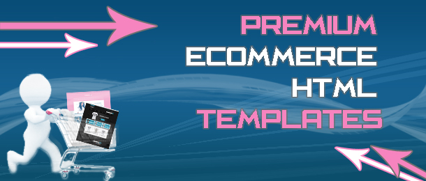 20 Best Premium Ecommerce HTML Templates