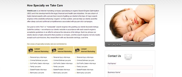 Take Care – Free HTML Responsive Clinical Website Template