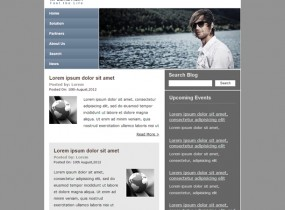 Xplore Asia &#8211; Free Business-News Responsive HTML Template