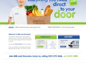 milkandgroceries.com