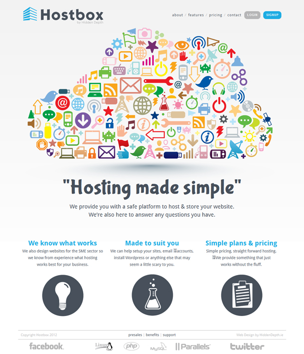 hostbox.ie