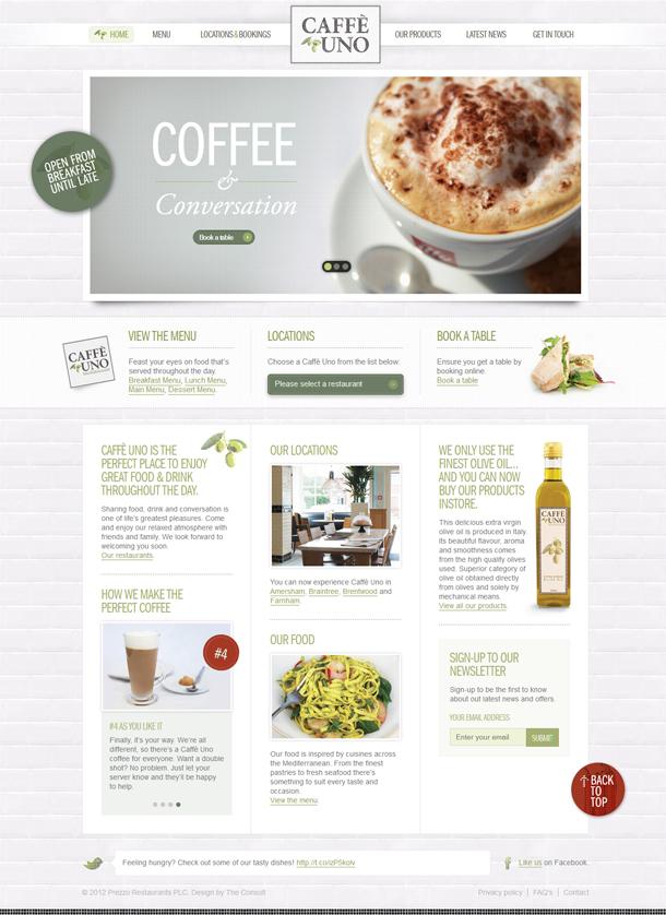 www.caffeuno.co.uk