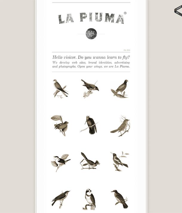 www.lapiuma.com
