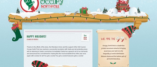 occupy-northpole.com