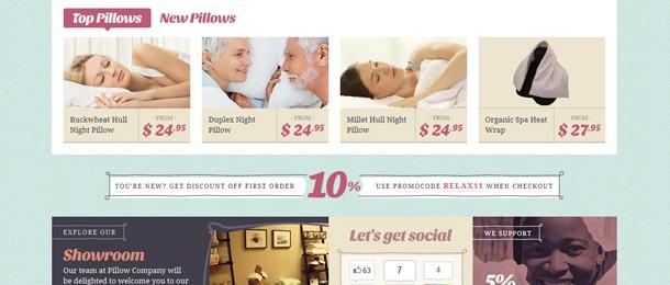 www.pillowcompany.com