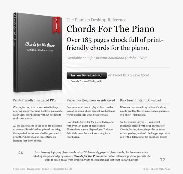 chordsforthepiano.com