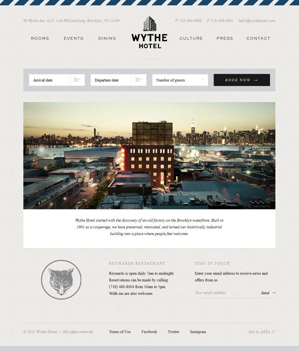 wythehotel.com