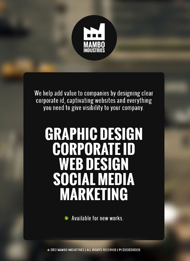 www.mamboindustries.com