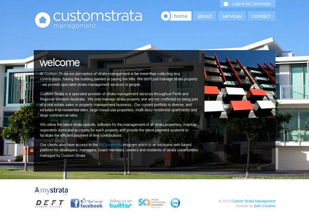 www.customstrata.com.au