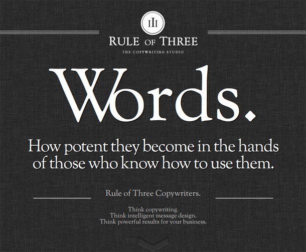 rule-of-three.co.uk