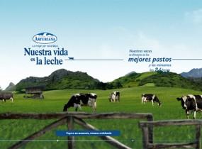 www.nuestravidaeslaleche.es
