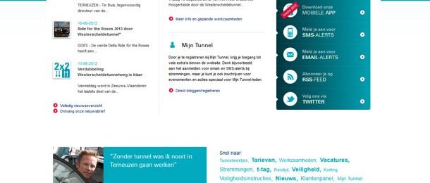 www.westerscheldetunnel.nl