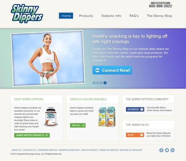 www.skinnydippersdiet.com
