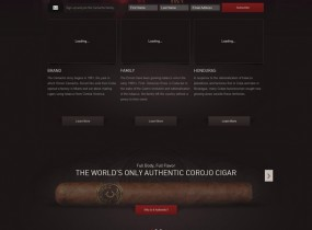 camachocigars.com