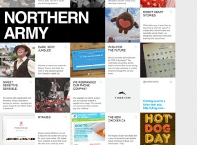 northernarmy.com