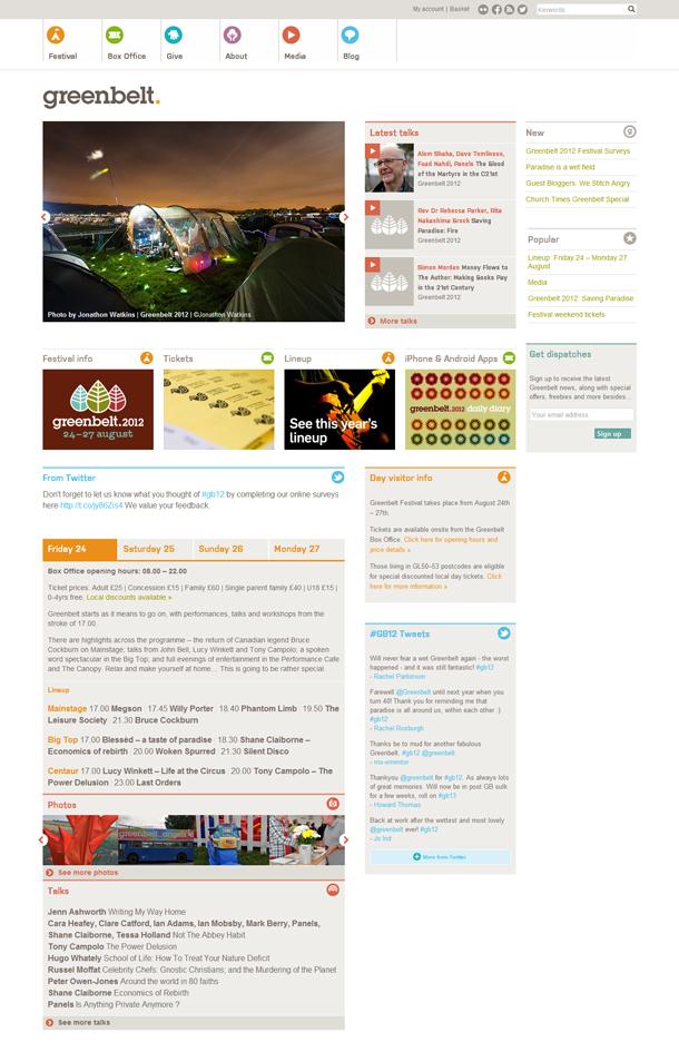 greenbelt.org.uk