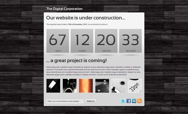 Digital Inder Construction